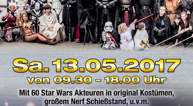lego star wars mega event news augsburg allg u und ulm. Black Bedroom Furniture Sets. Home Design Ideas