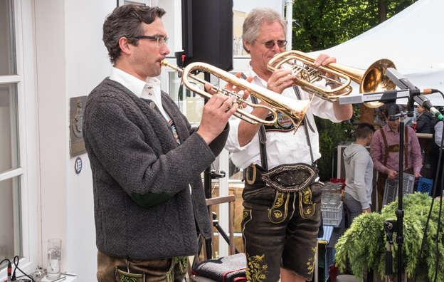 14. Augsburger Bierfestival Beim Gasthaus Settele
