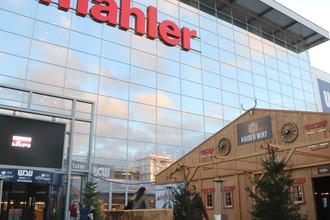 Der Winterzauber Bei Möbel Mahler In Neu Ulm News Augsburg Allgäu