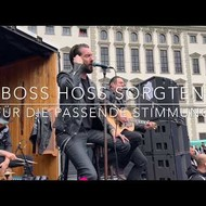 "Mimi&Josi - ""The Voice Kids 2019"" DANKE-Konzert in Augsburg live mit The Boss HOSS"